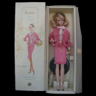 Barbie Silkstone *Preferably Pink* Doll - NRFB - 2007 Mattel
