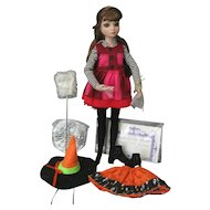 """Ellowyne Wilde by Robert Tonner """"Falling to Pieces""""  Doll - 2013 Ltd Ed 300 - Removable Wig -"""