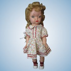 Terri Lee Look A Like *Mary Jane* Doll - 1953 - Flirty Eye Walker - 1953