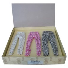Tonner Ellowyne Wilde (3) Pairs of Tights NEW in box - Decision TIghts