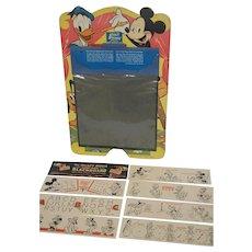1940's Mickey Mouse Magic Slate