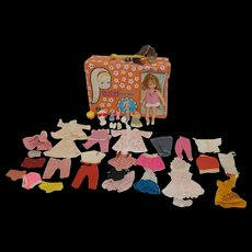 1960's Mattel Tutti Collection