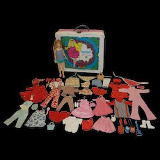1960's Mattel Skipper Collection