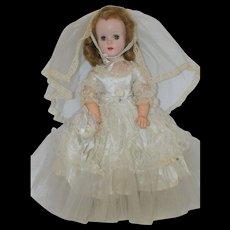 """1955 A.C. 15"""" Sweet Sue Bride - all original"""