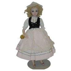 """1989 Muriel Kramer and Lita Wilson """"Melita"""" Artist Doll"""