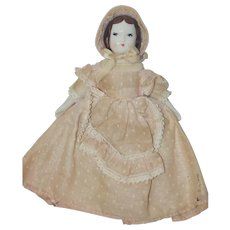 "7"" Ruth Gibbs Doll - all original"
