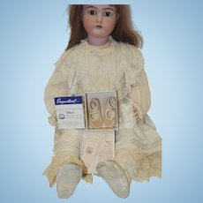 MIP Mrs. Days Ideal Baby Shoes - for your Antique Doll