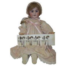 1930 - 40's 16 Piece Doll Silverware Set- on original card