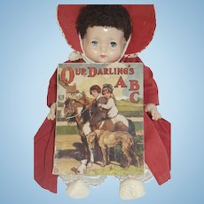 1913 Our Darling's ABC book pub. by Saalfield Publishing