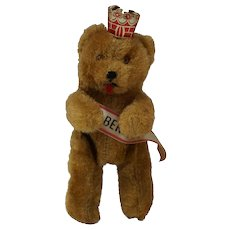 Vintage Jointed Berlin Bear