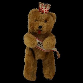 Vintage Jointed Berlin Bear
