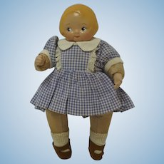 1910 Campbell Kid Doll by Horseman