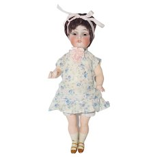 "8"" S&H, K star R Flapper Doll - repiar on right ankle"