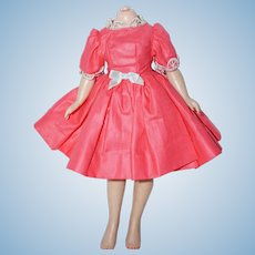 1950's Tagged M.A. Cissette Dress and undies
