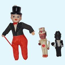 Celluloid Charlie Chaplin and Friends