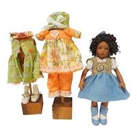 "Kish Bitty Belle Magnifique 11"" Doll - plus additional outfit"