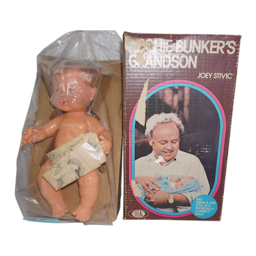 1976 Ideal Archie Bunker's Grandson - Joey Stivic - MIB