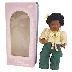 """Furga 10"""" Ethnic Baby Doll - in orig. box"""