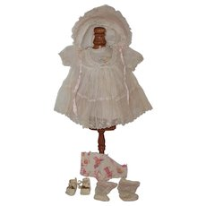 """1940's Baby Doll Outfit - for 16"""" doll"""