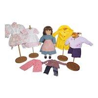 "American Girl ""Pleasant Company"" Samantha Doll with Wardrobe"