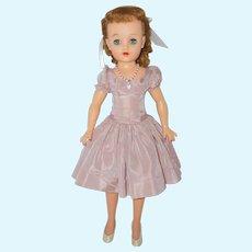 """1950s vinyl Ideal 20"""" Revlon Doll"""