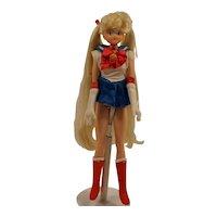 """2000 Irwin Toy Corp. 11"""" Sailor Moon Doll"""