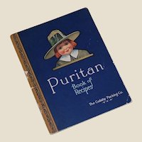 Puritan Book of Recipes Cudahy Packing Co 1924