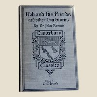 Canterbury Classics Rab and His Friends Dog Stories Dr John Brown