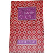 The Pocket Poets Book of Jazz Poems
