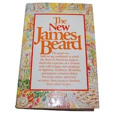 The New James Beard Cookbook 1981