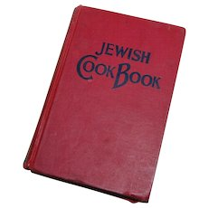 Mildred Bellin 1946 The Jewish Cook Book
