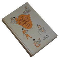 The Art of Cooking and Serving Sarah Field Splint 1930