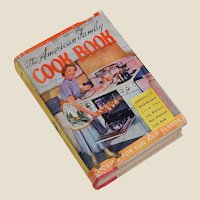 The American Family Cook Book by Lily Wallace 1952