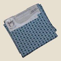 Vintage Redi-Cut Yard Goods Retro Cotton Fabric 3 yards