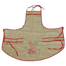 Cute Ukrainian  Kitchen Apron