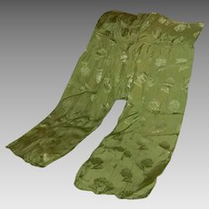 Vintage Thai Fishermen Pants in Green