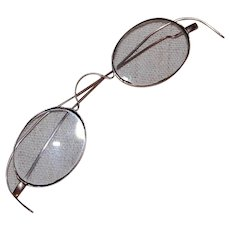 Early Opitcal Eye Granny  Glasses