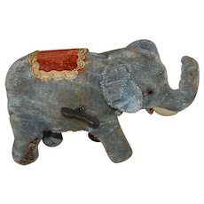 Wind Up Walking Circus Elephant Japan
