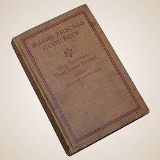 1924 Modern Priscilla Cookbook One Thousand Recipes