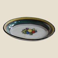 Luster Noritake Dollhouse Platter or Salt Dish