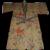 Mid Century Kimono Style Bathrobe