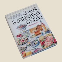Classic Scandinavian Cooking by Nika Hazelton 1987
