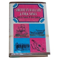 1968 American Ballads and Fold Songs John and Alan Lomax