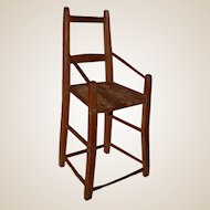 Primitive High Youth Chair