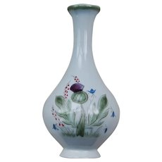 Buchan of Scotland Stoneware Thistle vase