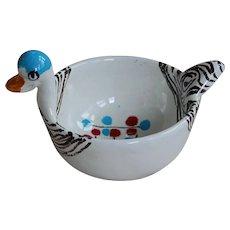 Modern Italian Small Duck Bowl