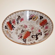 Wedgwood Berry Bowl Bullfinch Pattern