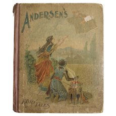 Early Andersen's Fairy Tales Illustrated Hardcover Children's Book