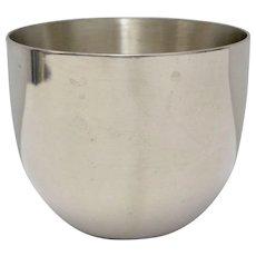 Stieff Pewter Jefferson Cup - No Monogram