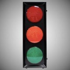 """Blinking Indoor """"Traffic Lite Stoplite"""" Party Light"""
